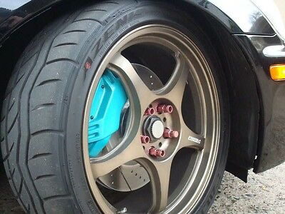 BRAKE CALIPER DISC HEAT PAINT SUIT BREMBO PROJECT M - Teal Colour 400ml Spray