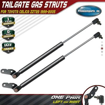Set of 2 Tailgate Hatch Gas Struts for Toyota Celica ZZT23 00-05 with Spoiler