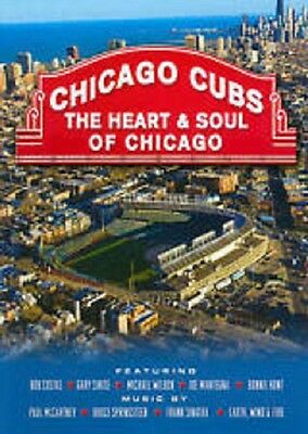 Chicago Cubs: The Heart & Soul of Chicago (DVD, 2011)