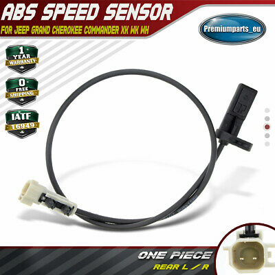 ABS Sensor for Jeep Grand Cherokee WH WK Commander 05-10 Rear Left or Right