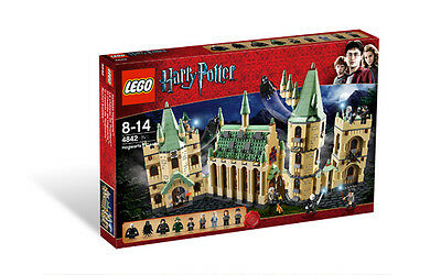 LEGO HARRY POTTER HOGWARTS CASTLE (4842) RETIRED  HTF NIB  SOLD OUT NEW