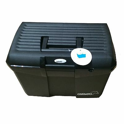 CATAGO Plaster Box for Horses - black - Stable Box Horse care Stable supplies