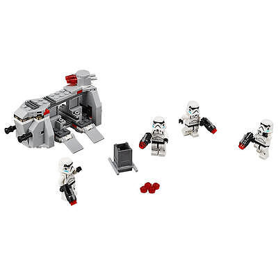 LEGO Star Wars Imperial Troopers Transport 75078