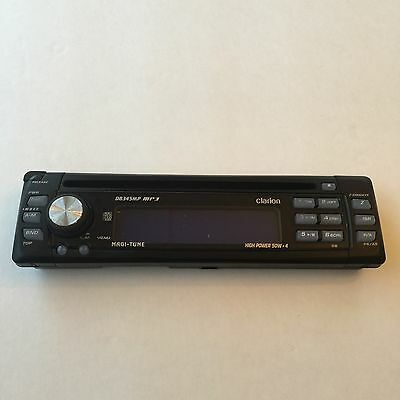 Clarion DB345MP CD Player In Dash Receiver STEREO FACEPLATE ONLY!!