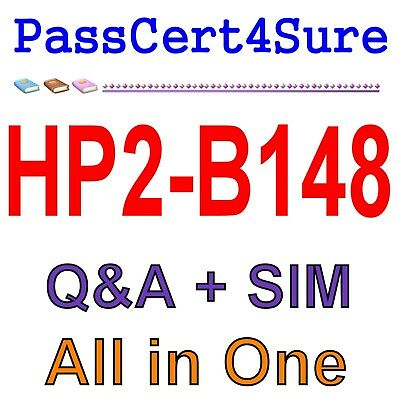 89/% 40+QA HP2-H65 Selling HP Personal Systems Services 2018