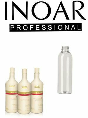 Inoar G.hair Brazilian Keratin Treatment Blow Dry Hair Straightening Kit 150 Ml