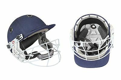 SS Professional Cricket Helmet Good Protection - (S,M, L) + AU Stock + Free Ship