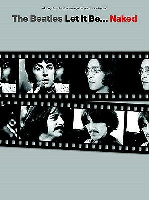 Book-beatles Let It Be Naked Pvg No91025