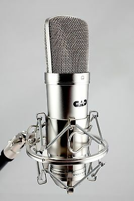 CAD GXL2200 Studio Condenser Microphone + 6m XLR Cable