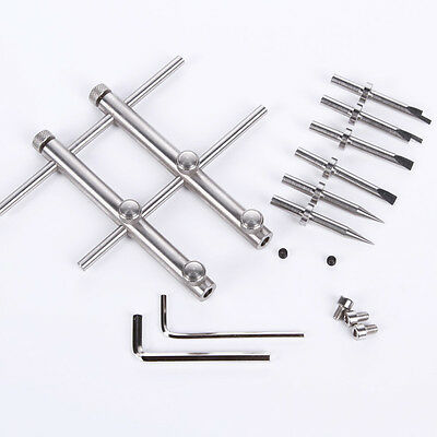 Professional 3 tips Lens Spanner Wrench Open Opening Repair Tool For Camera DSLR