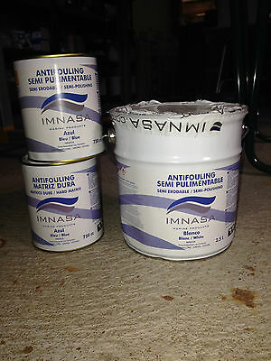 Antifouling Semi Erodable Blanc 0.75L