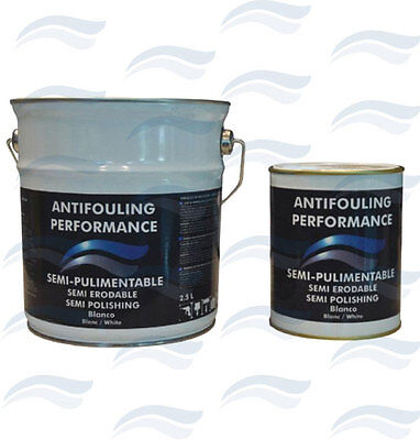 Antifouling Performance A Matrice Dure Vert 2.5L