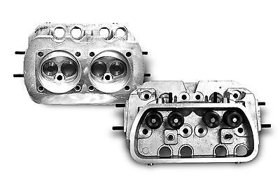 New Vw Pair 1600 Dual Port Cylinder Heads,  85.5 Bore