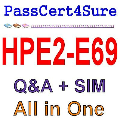 Selling HPE Hybrid IT Intelligent Edge and Services I Passed 164-QA HPE2-E69