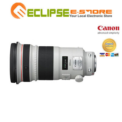 Brand NEW Canon EF 300mm f/2.8L IS II USM Lens