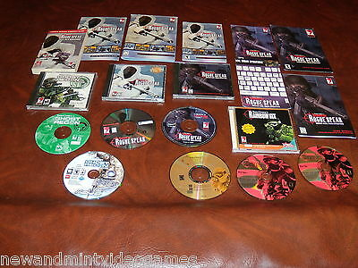 Tom Clancy's (PC) Game Lot