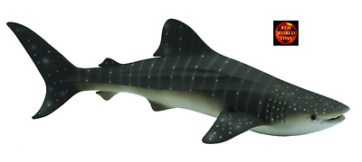 WHALE SHARK - Sealife Toy Model by CollectA 88453 *New with Tag*