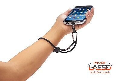 Phone Lasso Wrist Strap for Smartphone With Neck Lanyard Cell Phone Strap New