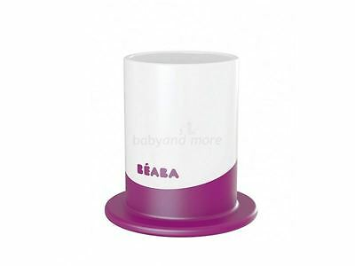 Beaba Ellipse Baby Toddler Training Cup - Purple