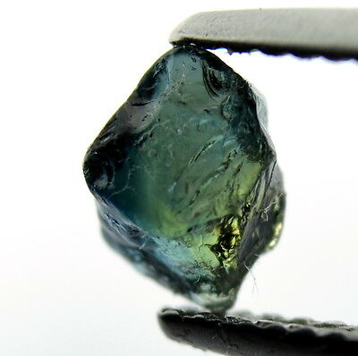 █50%OFF█BEST QUALITY NATURAL UNHEATED 1ct FACET ROUGH SAPPHIRE MADAGASCAR VVS
