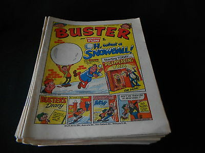 Buster Comic 27th January 1979