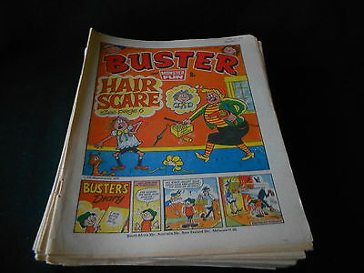 Buster Comic 17th February 1979