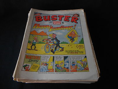 Buster Comic 10th March 1979