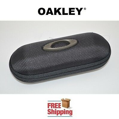 Oakley® Sunglasses Eyeglasses Small Semi Rigid Vault Storage Case New Free Ship
