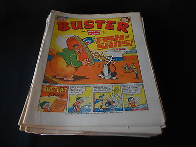 Buster Comic 17th March 1979