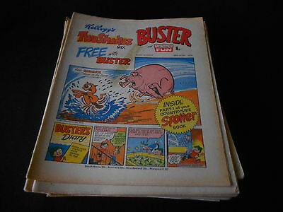 Buster Comic 28th April 1979