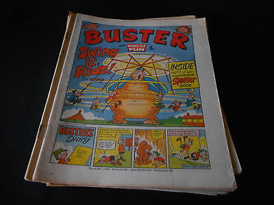 Buster Comic 5th May 1979