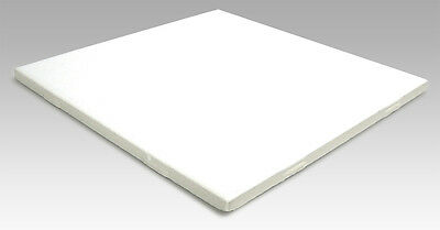 6 x 6 Blank White Ceramic Dye Sublimation Tiles Case Heat Press Transfer Finish
