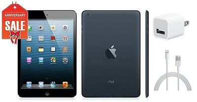 Apple iPad mini 1st Generation 16GB, Wi-Fi, 7.9in - Black - 100% Working (R-D)