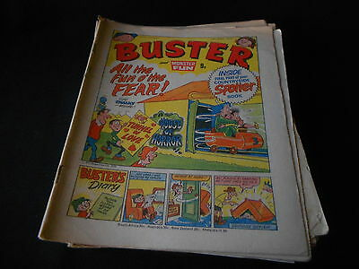 Buster Comic 19th May 1979