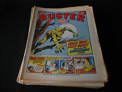 Buster Comic 9th June 1979