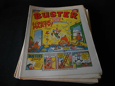 Buster Comic 16th June 1979