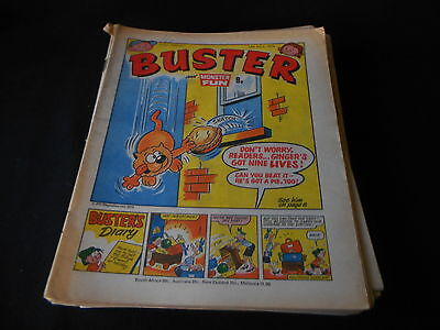Buster Comic 14th July 1979