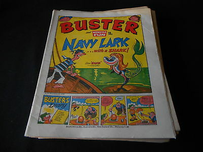 Buster Comic 28th July 1979
