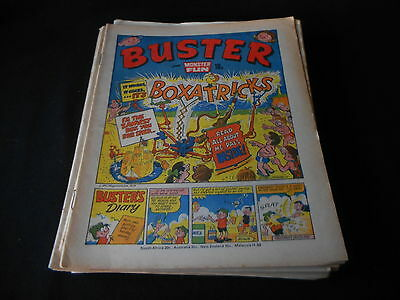 Buster Comic 18th August 1979