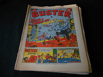 Buster Comic 22nd September 1979