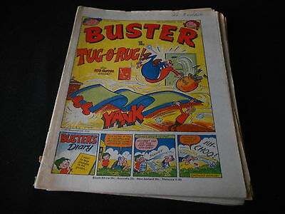 Buster Comic 29th September 1979