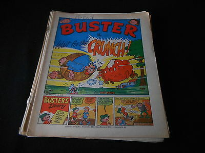 Buster Comic 13th October 1979 ideal birthday or christmas present
