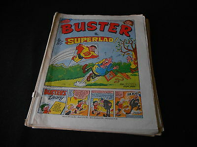 Buster Comic 10th November 1979 ideal birthday or christmas present