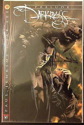 The Darkness Prelude Dynamic Forces Cover A NM- 1st Print Image Comics CoA Incl