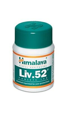 Liv 52 | Liv.52 Himalaya Herbals | 100 Tablets | Direct From India