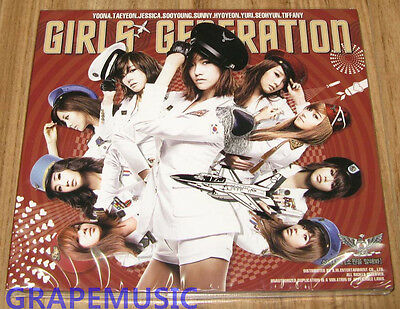 GIRLS' GENERATION SNSD Genie 2ND Mini Album K-POP CD SEALED
