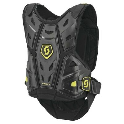 Scott Commander Body Armour -  Junior - Black  237212  X/small