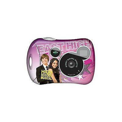 NEW! Disney DS10031 Pix Micro Digital Camera - High School Musical (SD)