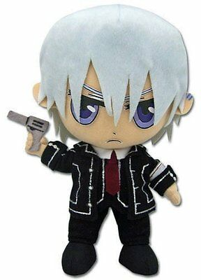"Great Eastern Vampire Knight Plush ~ 7.5"" Zero Plush"