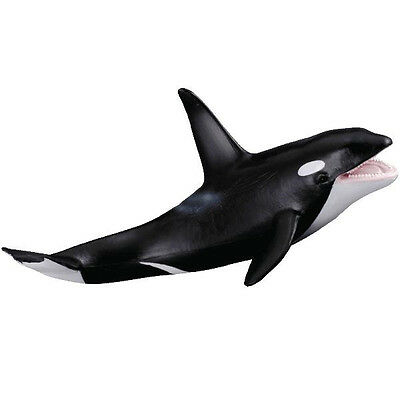 KILLER WHALE ORCA Sealife Model by CollectA 88043 *New with tag*